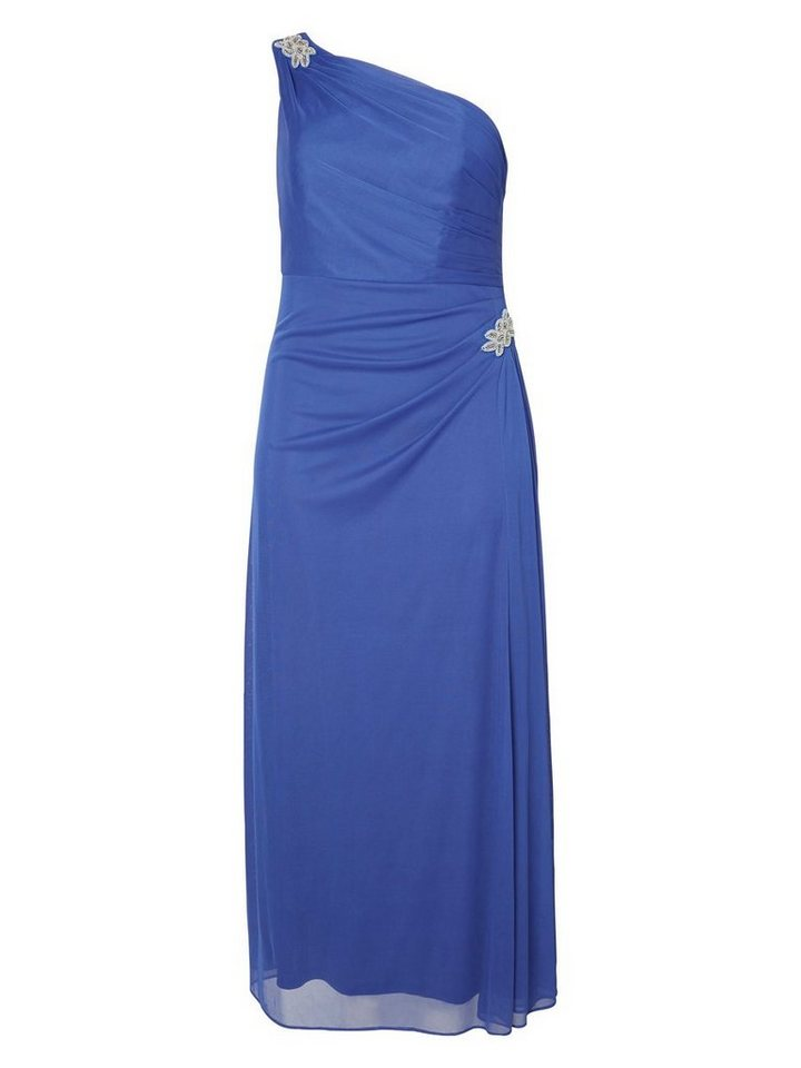 JUNAROSE Maxi- Kleid in Deep Ultramarine