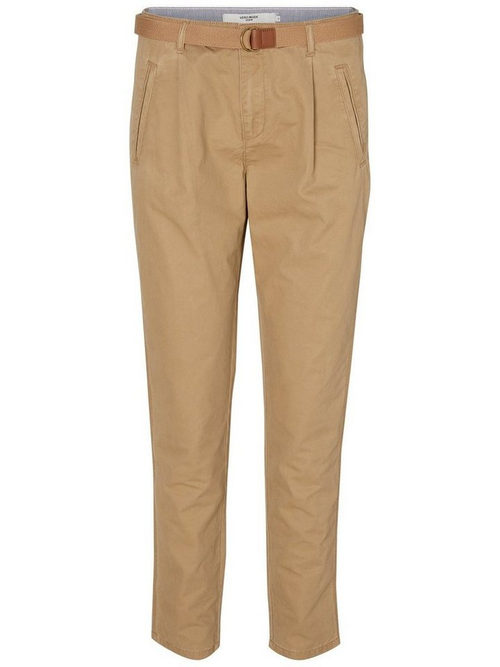 Vero Moda Knöchel Chino- Hose in Tigers Eye