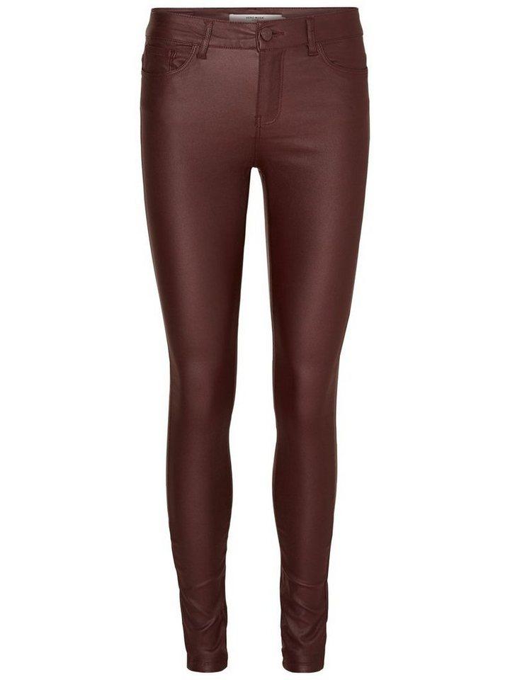Vero Moda Seven NW Smooth Hose in Decadent Chocolate