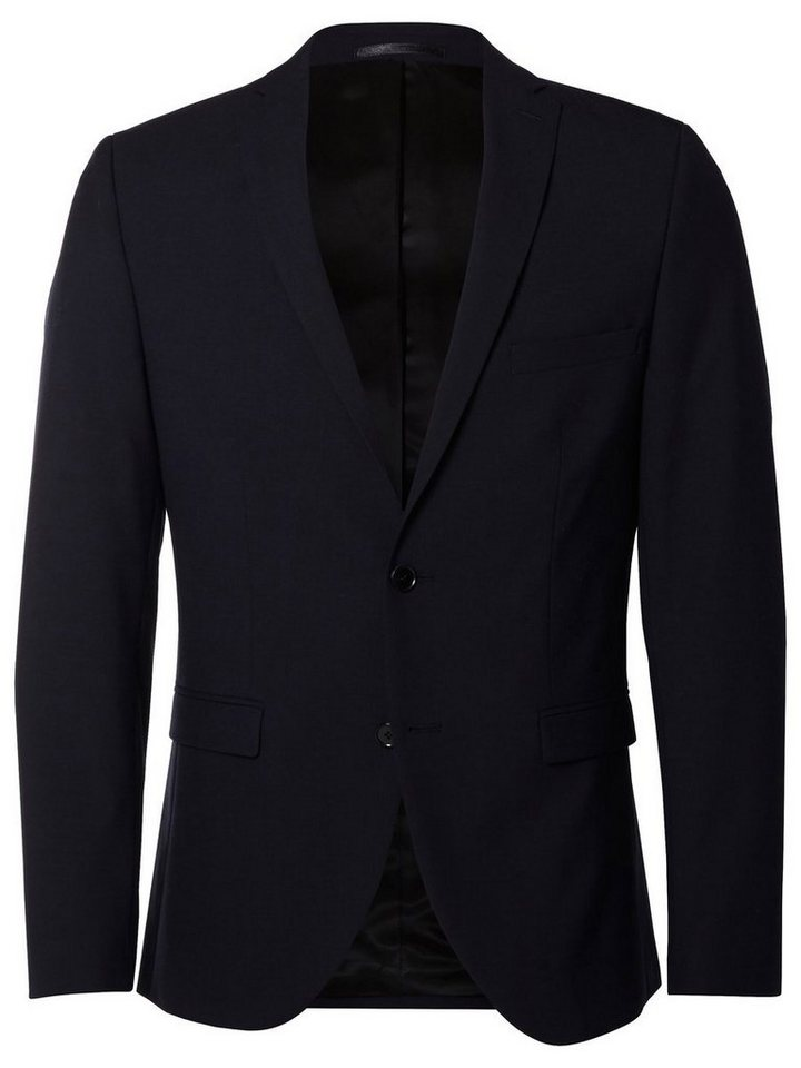 SELECTED Slim-Fit- Blazer in DARK NAVY.