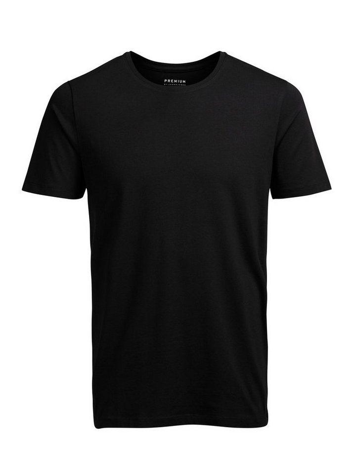Jack & Jones Qualitäts- T-Shirt in Black