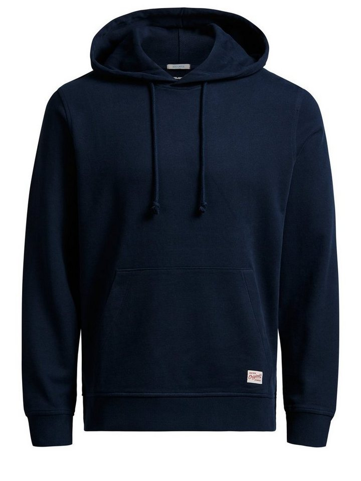 Jack & Jones Classic Hoodie in Navy Blazer