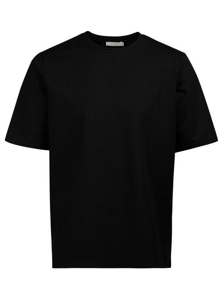 Jack & Jones Loose-Fit- T-Shirt in Black