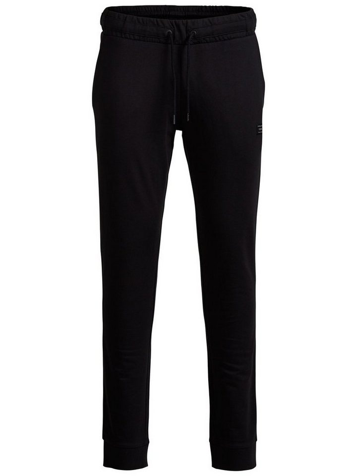 Jack & Jones Tight-Fit- Sweathose in Black