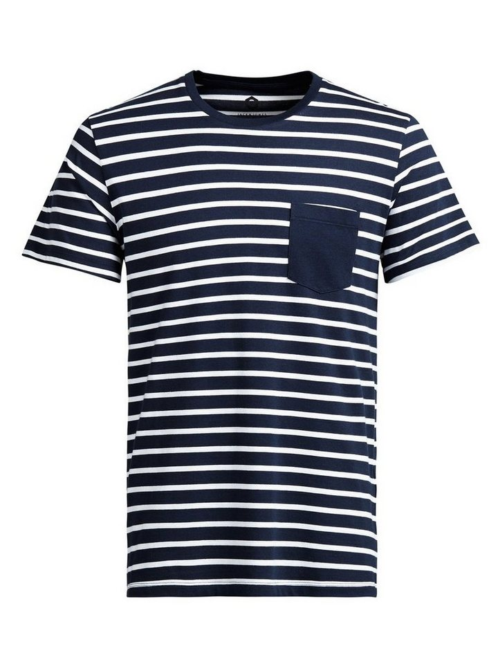 Jack & Jones T-Shirt in NAVY BLAZER 1