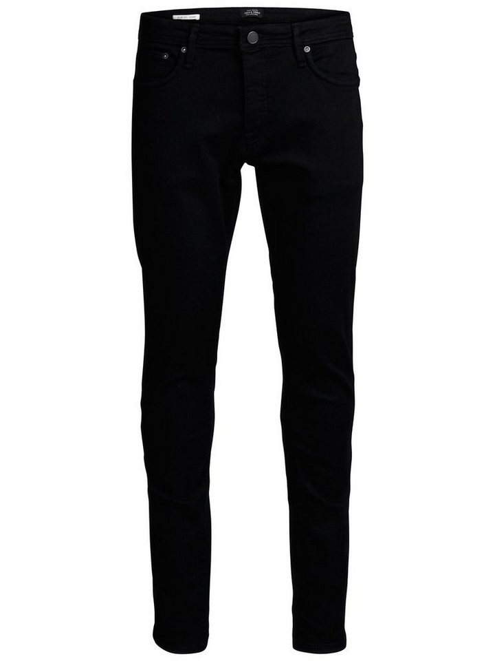 Jack & Jones Glenn Felix AM 046 Slim Fit Jeans in Black Denim