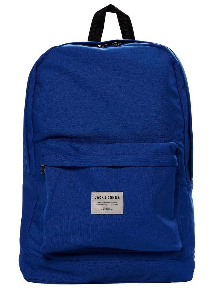 Jack & Jones Basic- Rucksack in Classic blue