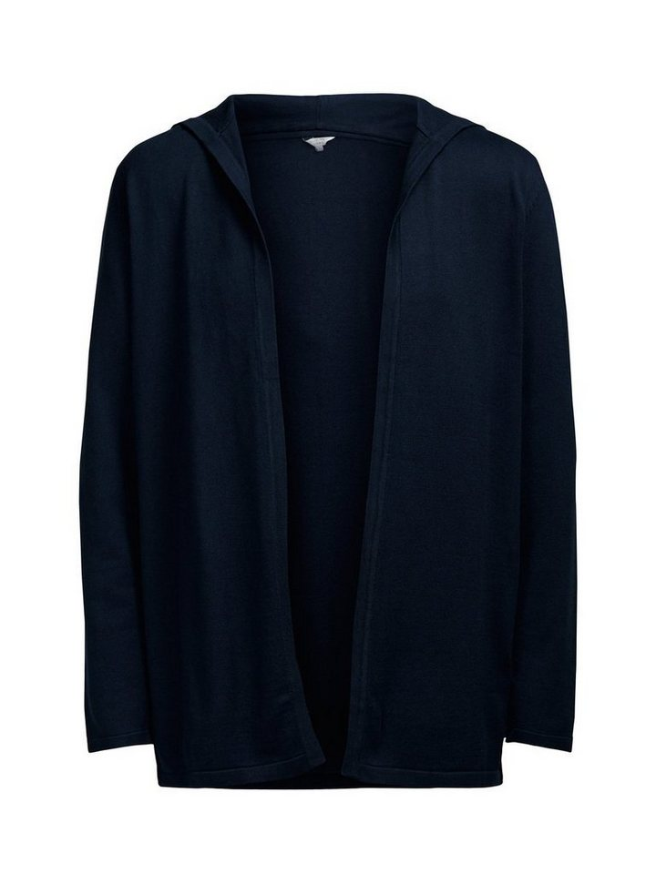 Jack & Jones Strickjacke in Navy Blazer