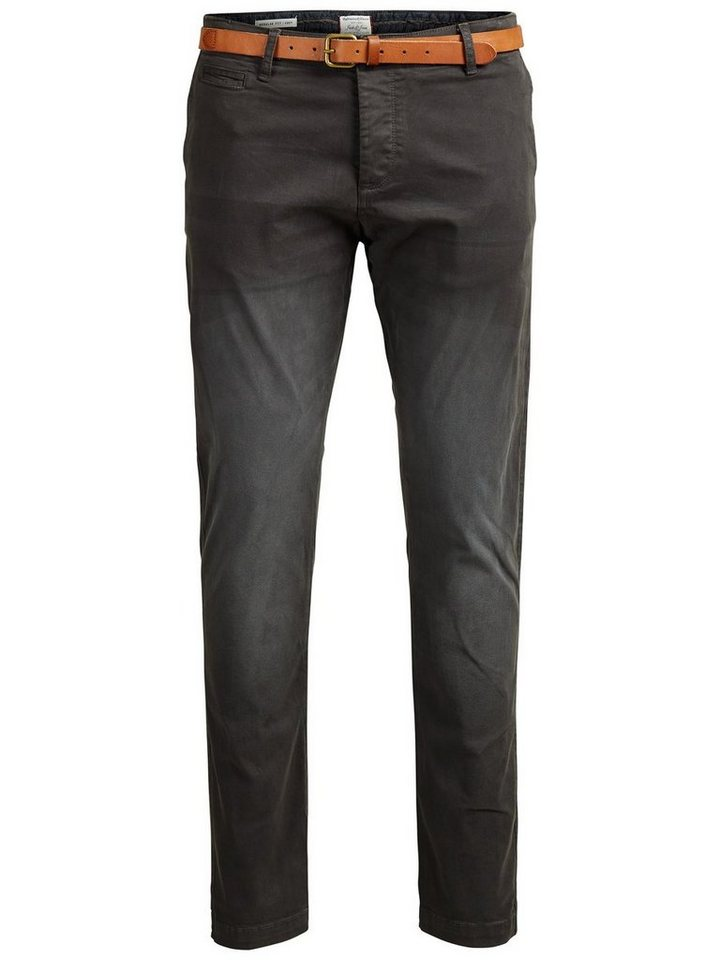 Jack & Jones Cody AKM 195 Chino in DARK GREY