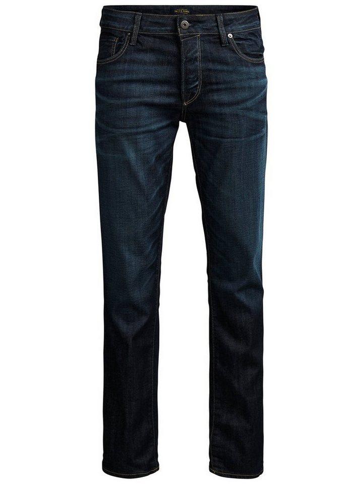 Jack & Jones Tim Icon BL 678 Slim Fit Jeans in Blue Denim