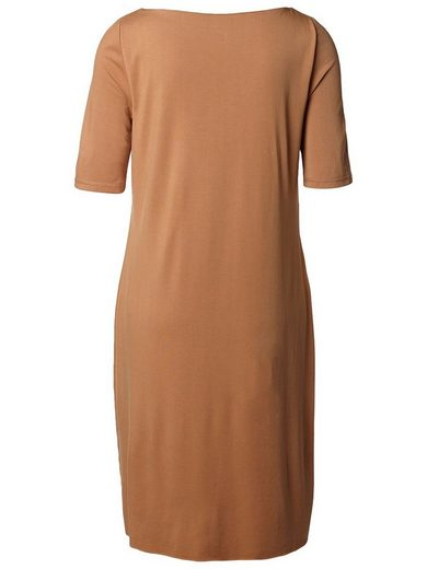 Selected Femme Dress Modal With Short Sleeves