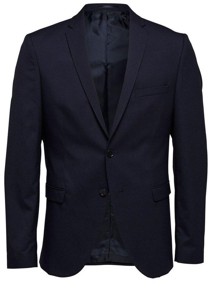 SELECTED Slim-Fit- Blazer in Navy Blazer