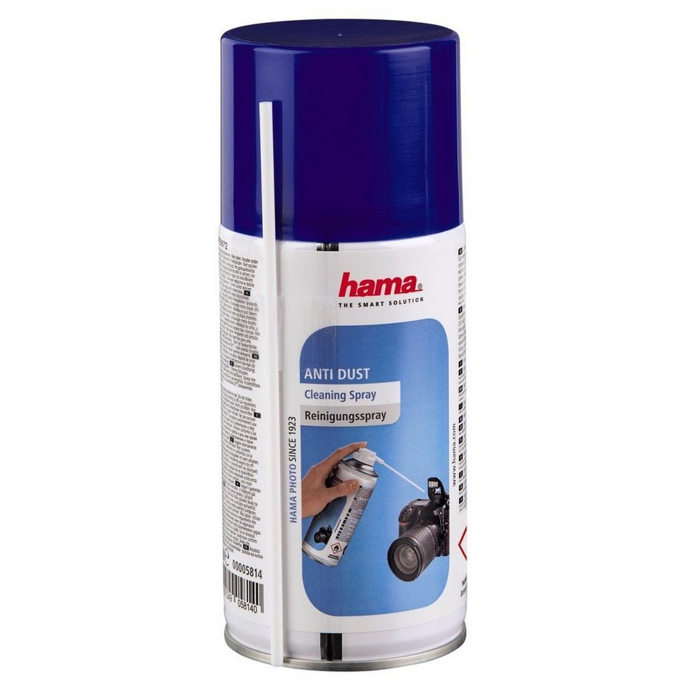 Hama Druckluftspray AntiDust, 250 ml in Coloured