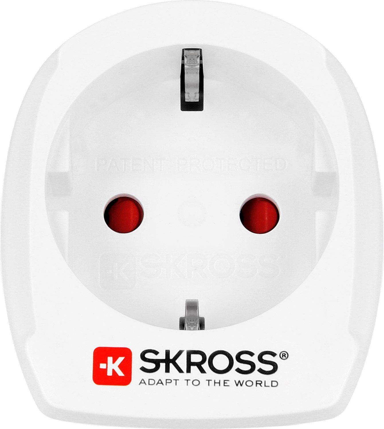 SKROSS Reiseadapter Universal »Country Adapter Europe to Australia/China«