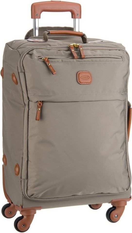 Bric's X-Travel Trolley 55 II in Taupe