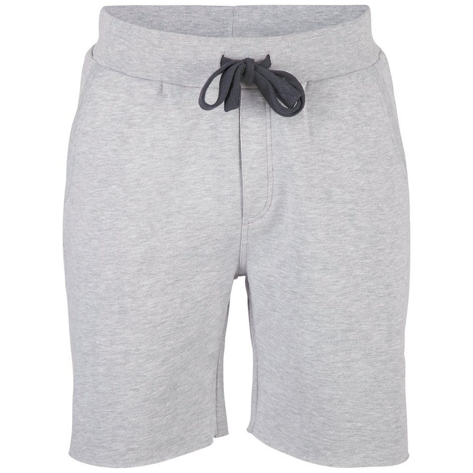 Chiemsee Shorts »LUCIEN« in light grey mela
