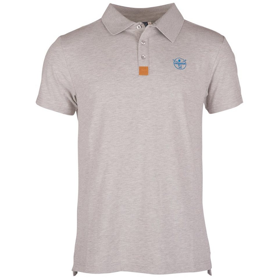 Chiemsee Poloshirt »EDISON« in light grey