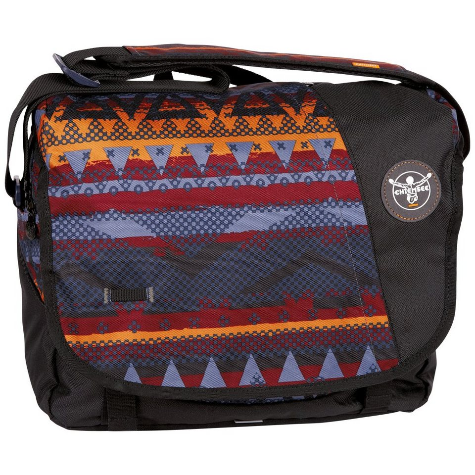 Chiemsee Taschen »SHOULDERBAG PLUS« in native chiemse