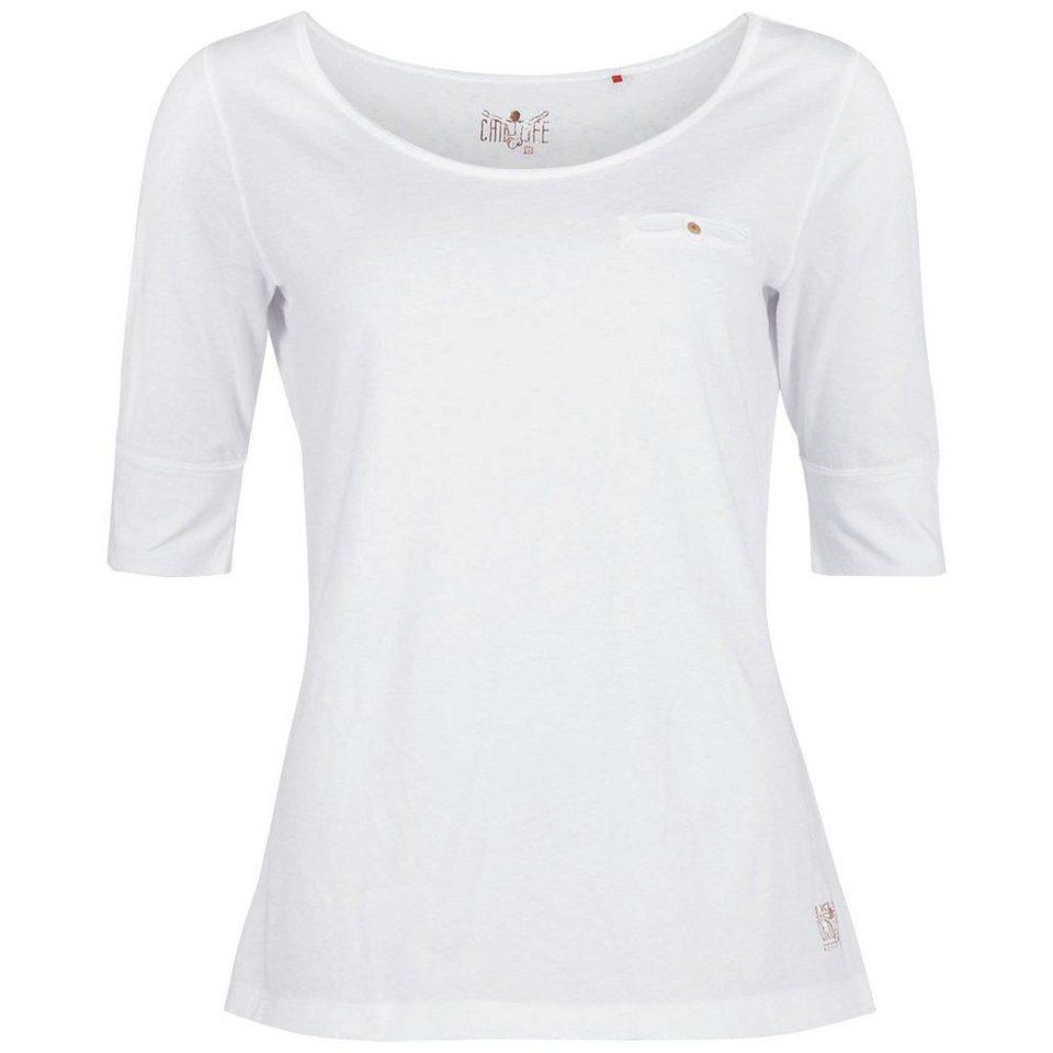 Chiemsee T-Shirt »OKI« in white