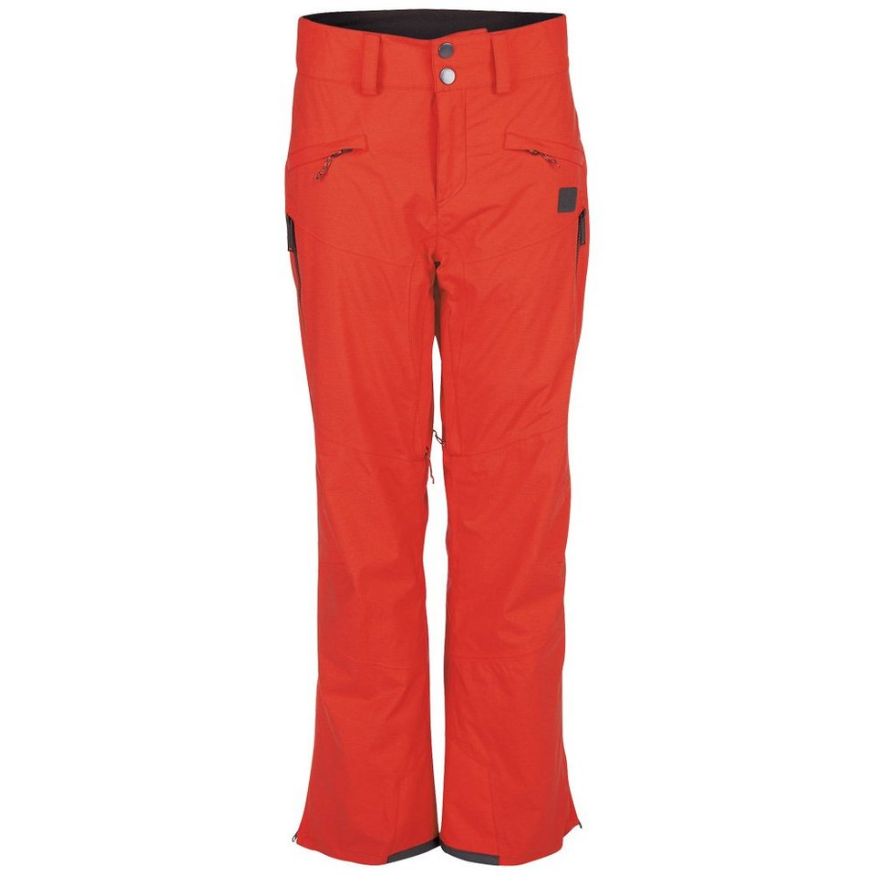 Chiemsee Skihose »ODINA« in high risk red