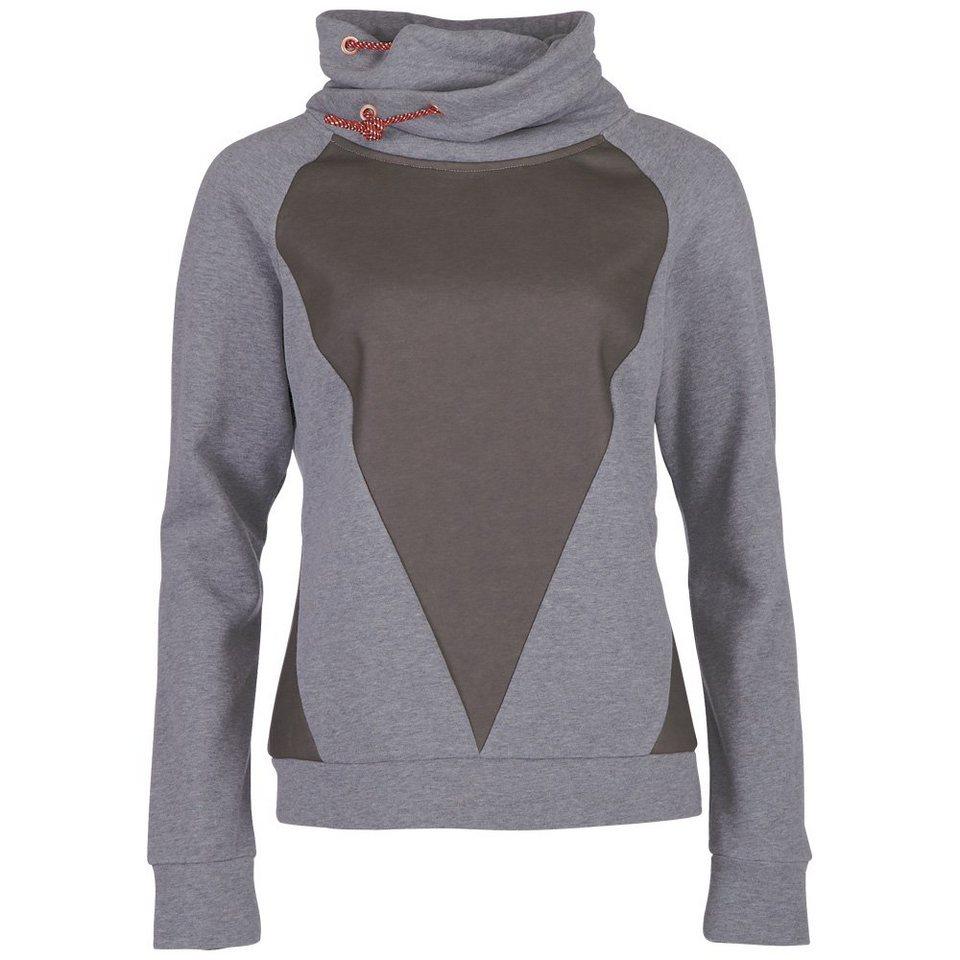 Chiemsee Sweatshirt »OLIVE« in neutral grey me