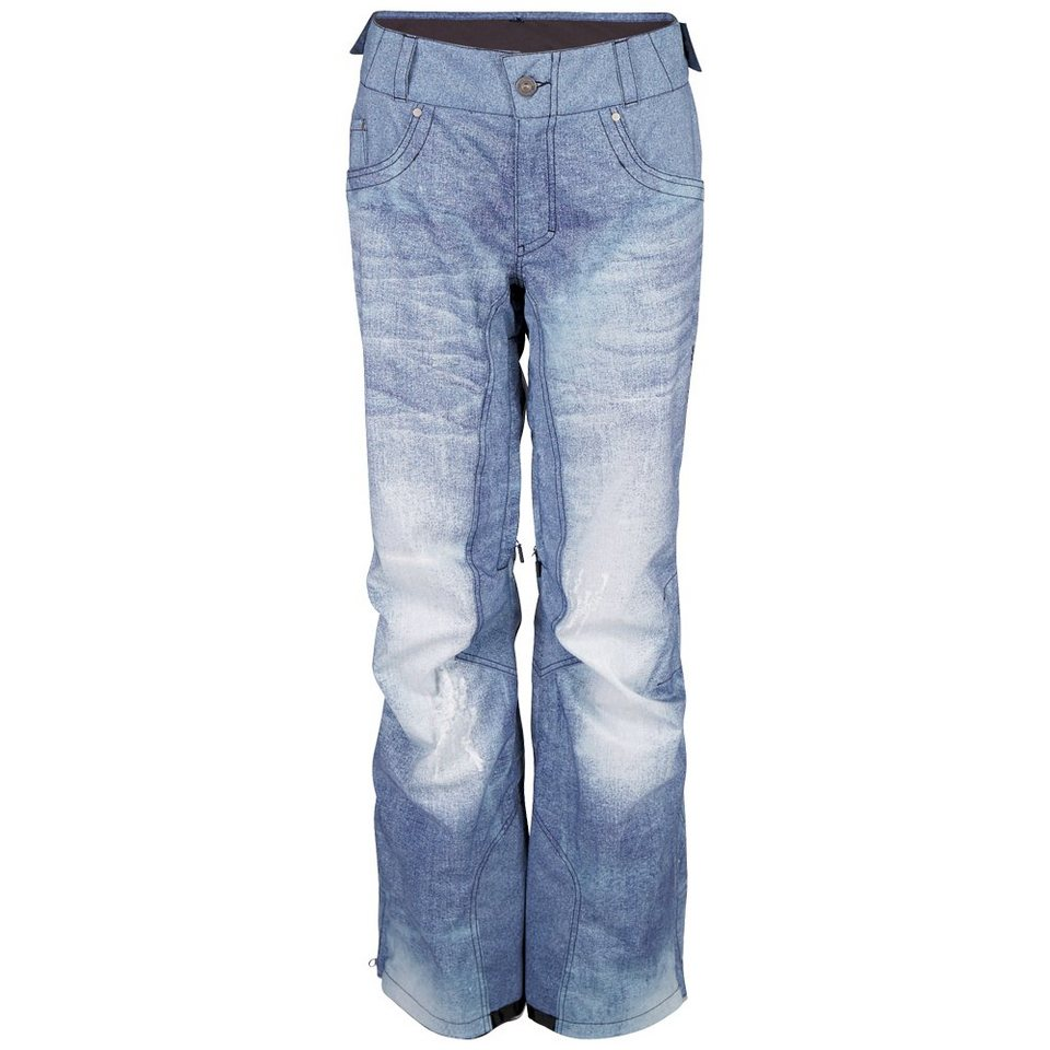 Chiemsee Damen Hose »HILKE 2« in starlight blue