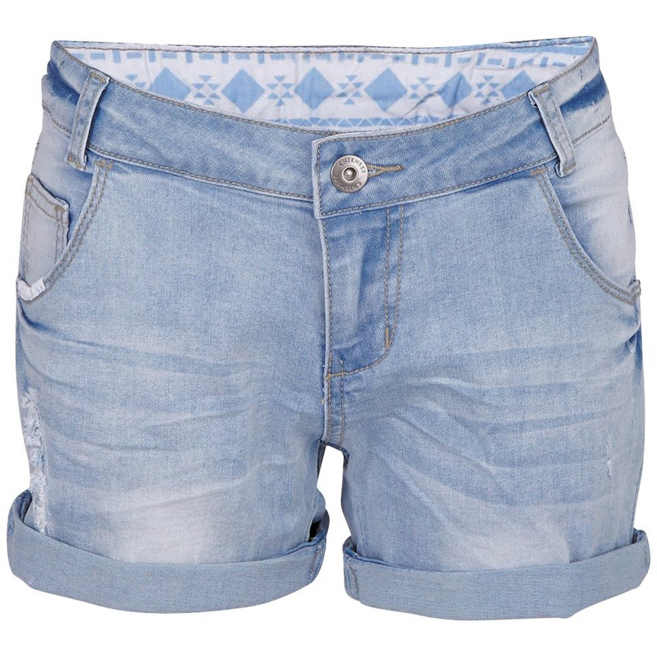Chiemsee Shorts »LEXA JUNIOR« in demin blue blea