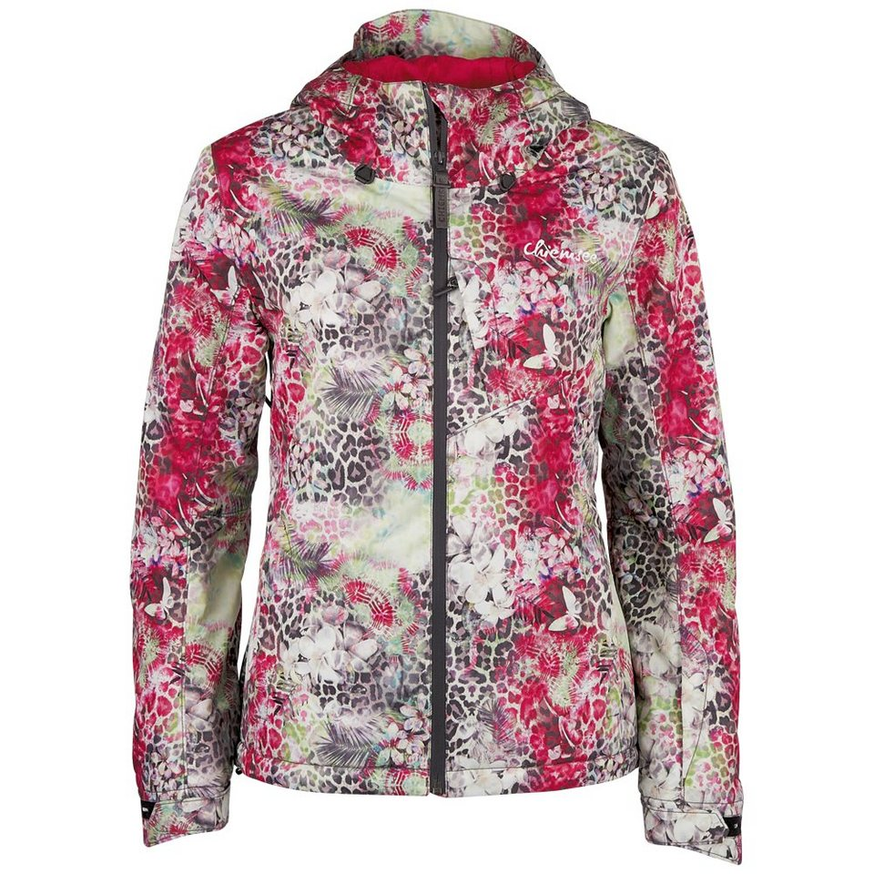 Chiemsee Damen Jacke »KIKKI« in izzy multi