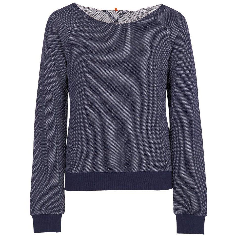 Chiemsee Sweatshirt »LARISSA 2 JUNIOR« in peacoat