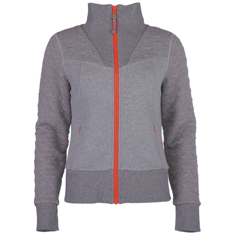 Chiemsee Sweatjacke »OLINE« in neutral grey me