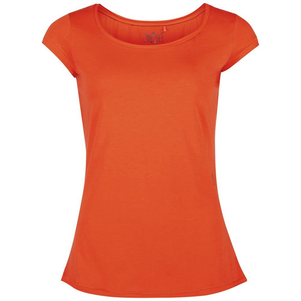Chiemsee T-Shirt »OMBELINE« in grenadine