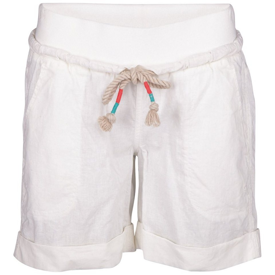 Chiemsee Shorts »LYNN« in clear white