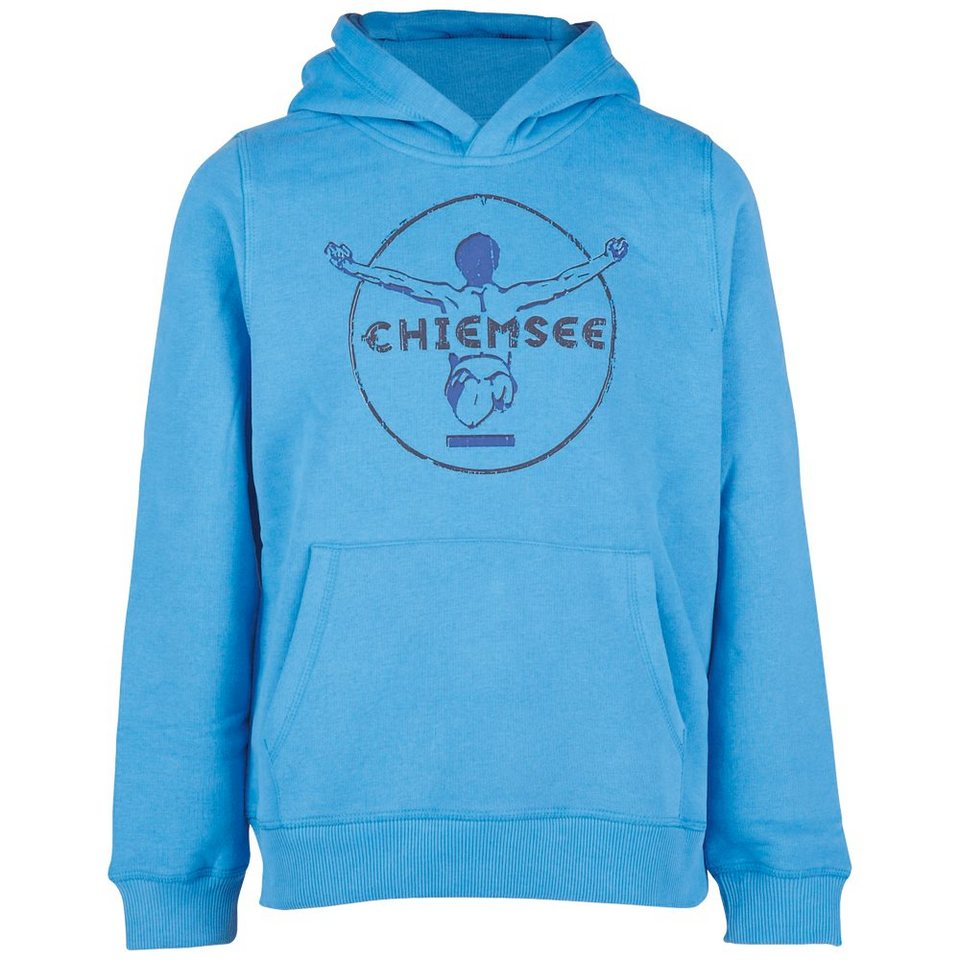 Chiemsee Sweatshirt »EMIDIO JUNIOR« in blue aster
