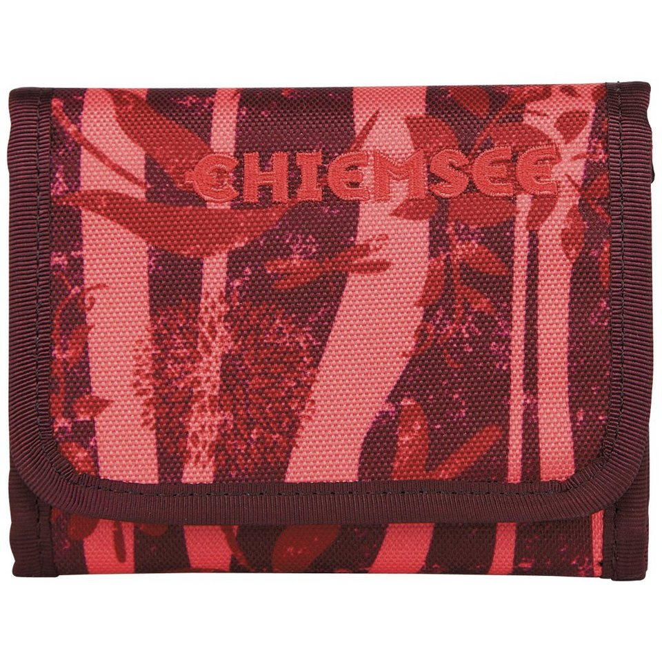 Chiemsee Geldbeutel »WALLET« in zebra flower