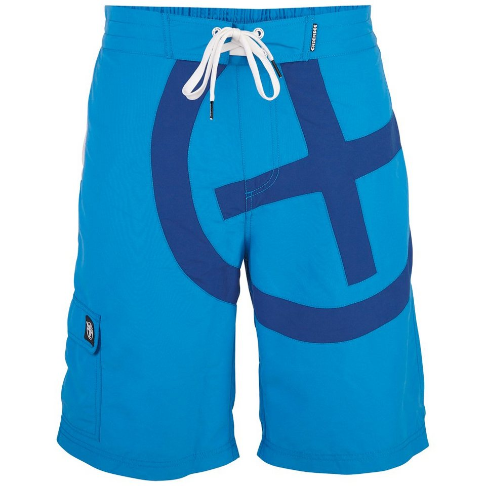Chiemsee Boardshorts »LILIAN« in blue aster