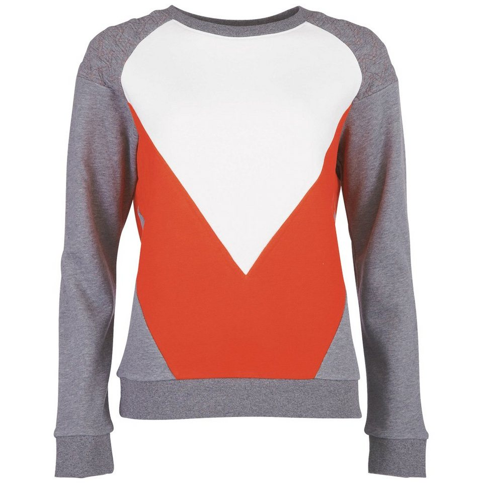 Chiemsee Sweatshirt »OUIAM« in grenadine