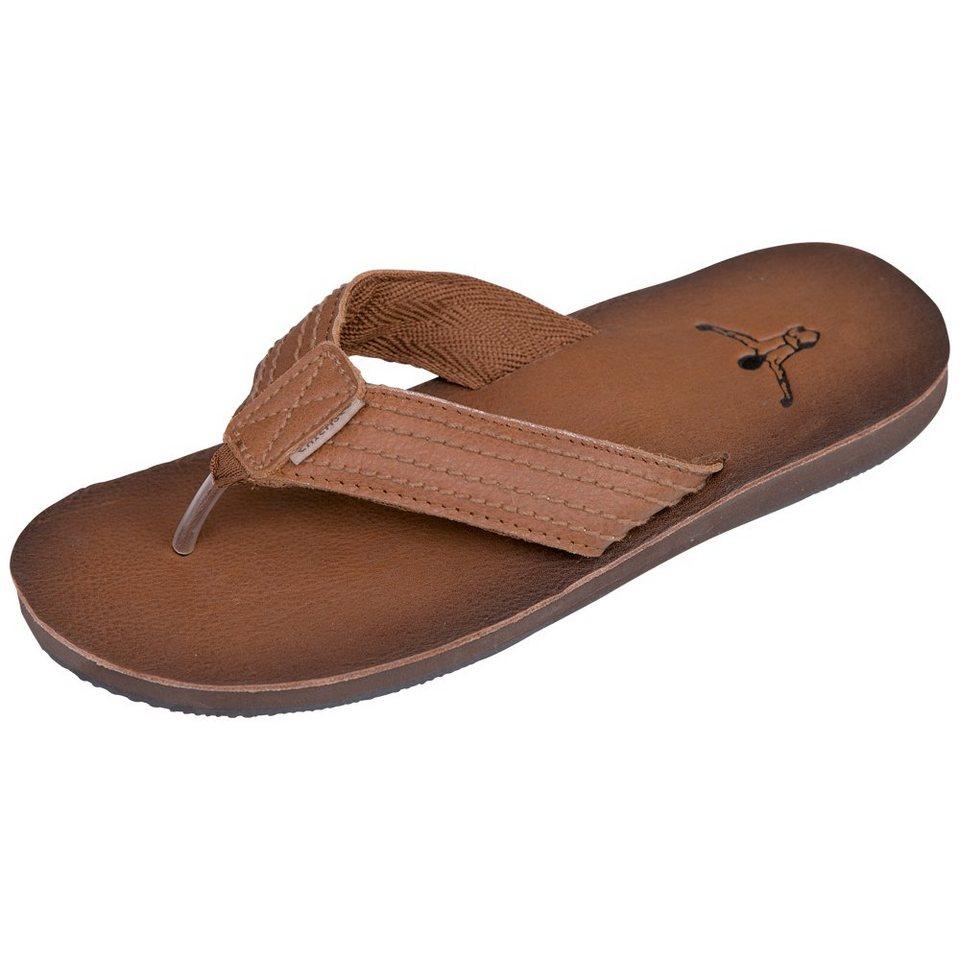 Chiemsee Sandale »SPIKE« in major brown