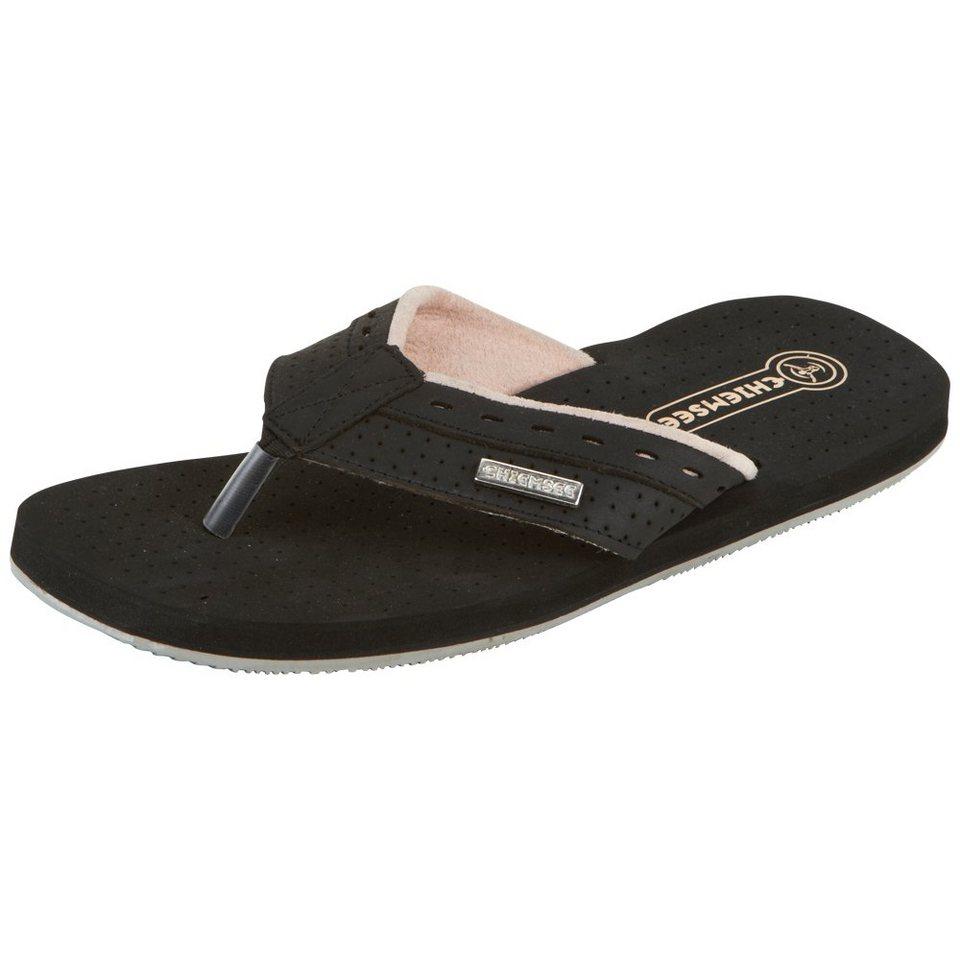 Chiemsee Sandale »NUTS« in black