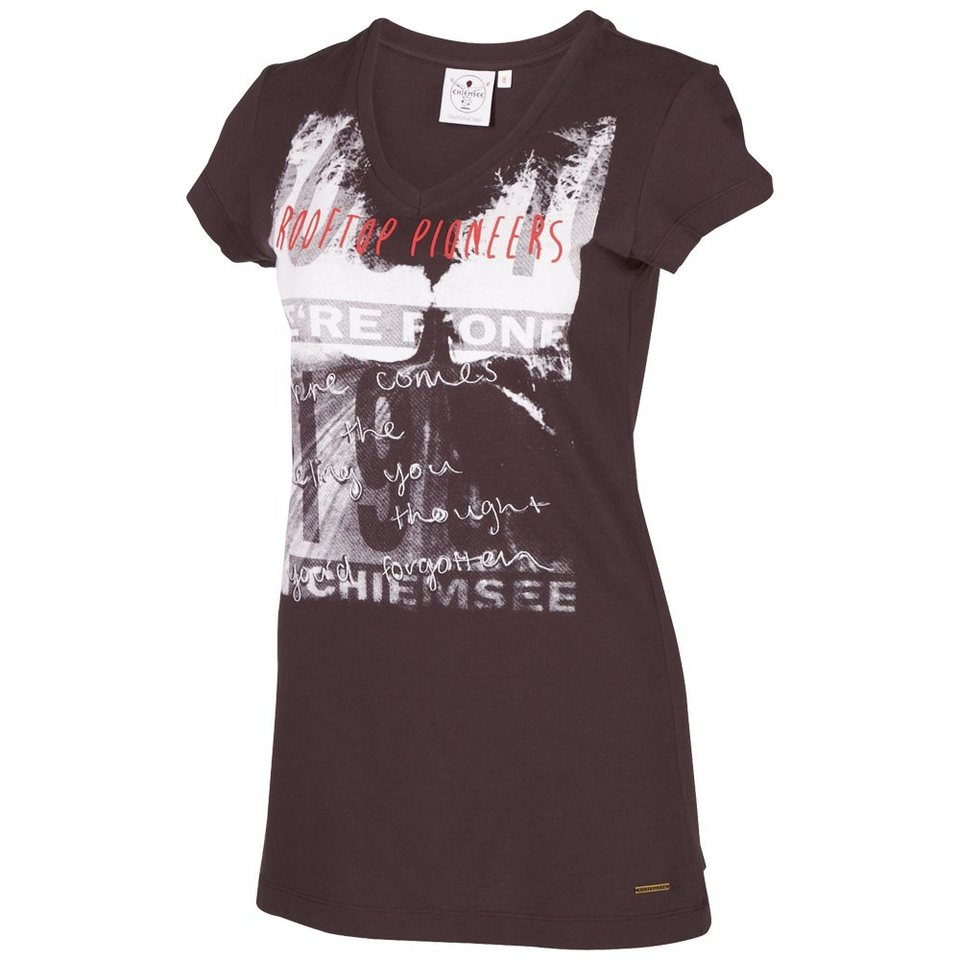 Chiemsee T-Shirt »HARLOW« in after dark