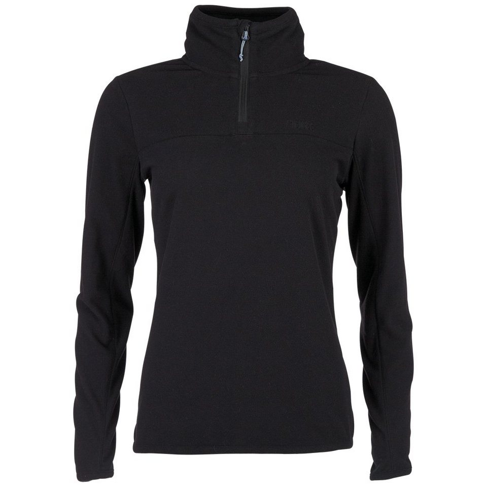 Chiemsee Fleecepullover »HEIKE 2« in black