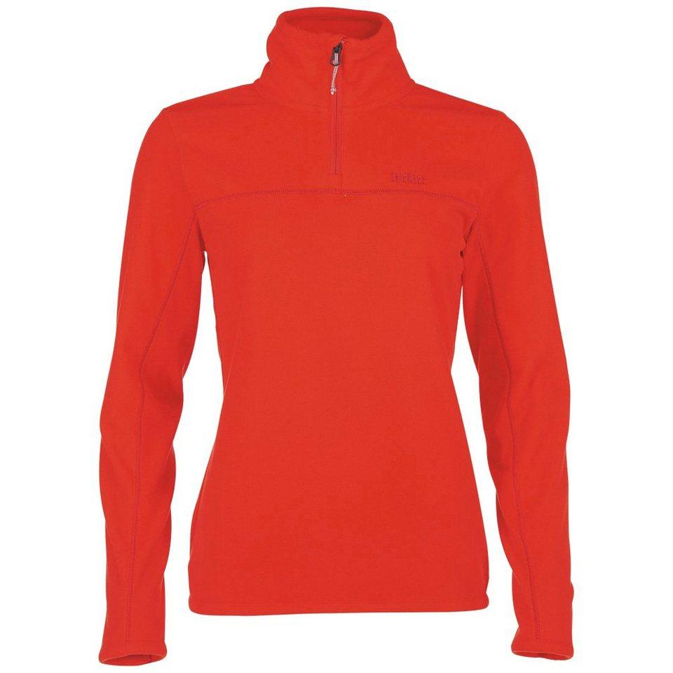 Chiemsee Fleecepullover »HEIKE 2« in high risk red