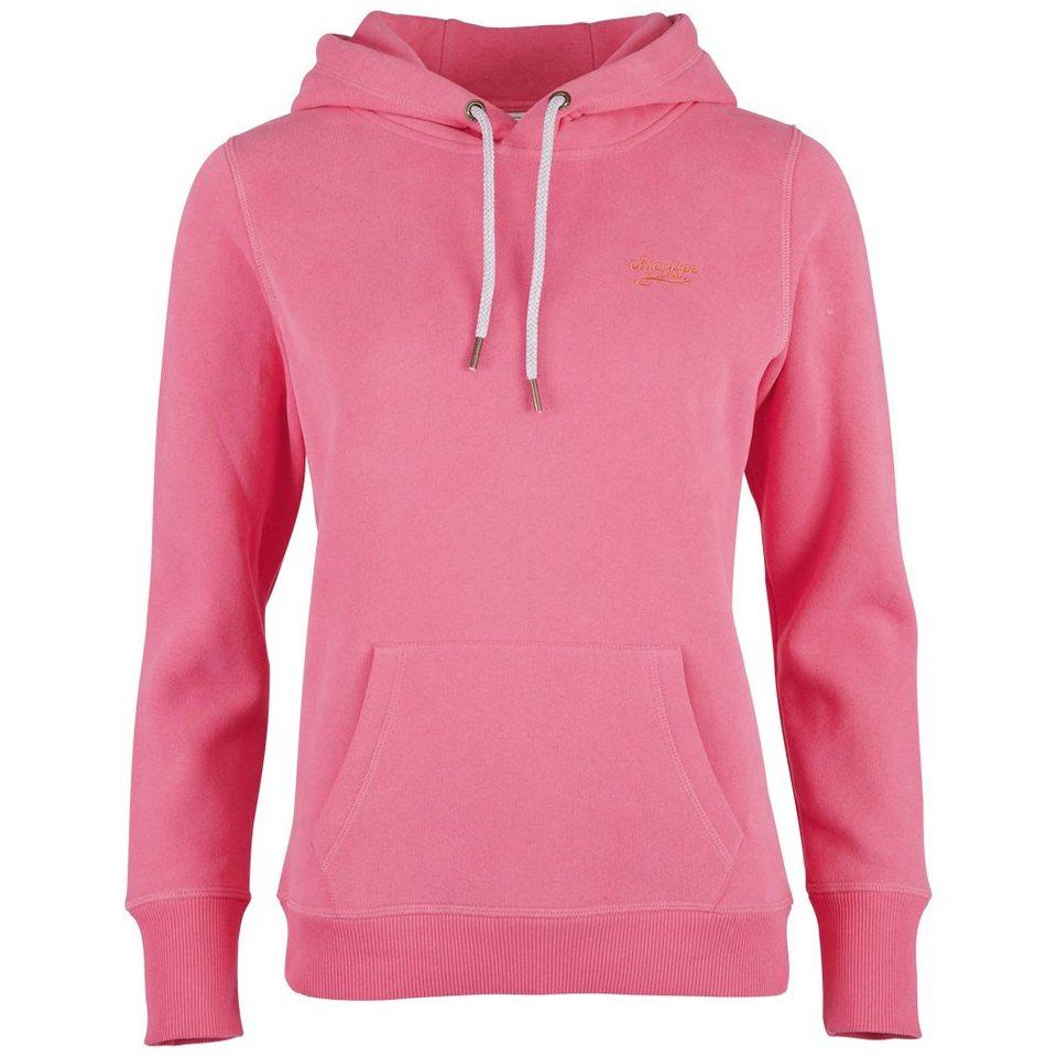 Chiemsee Sweatshirt »ERJA« in carmine rose