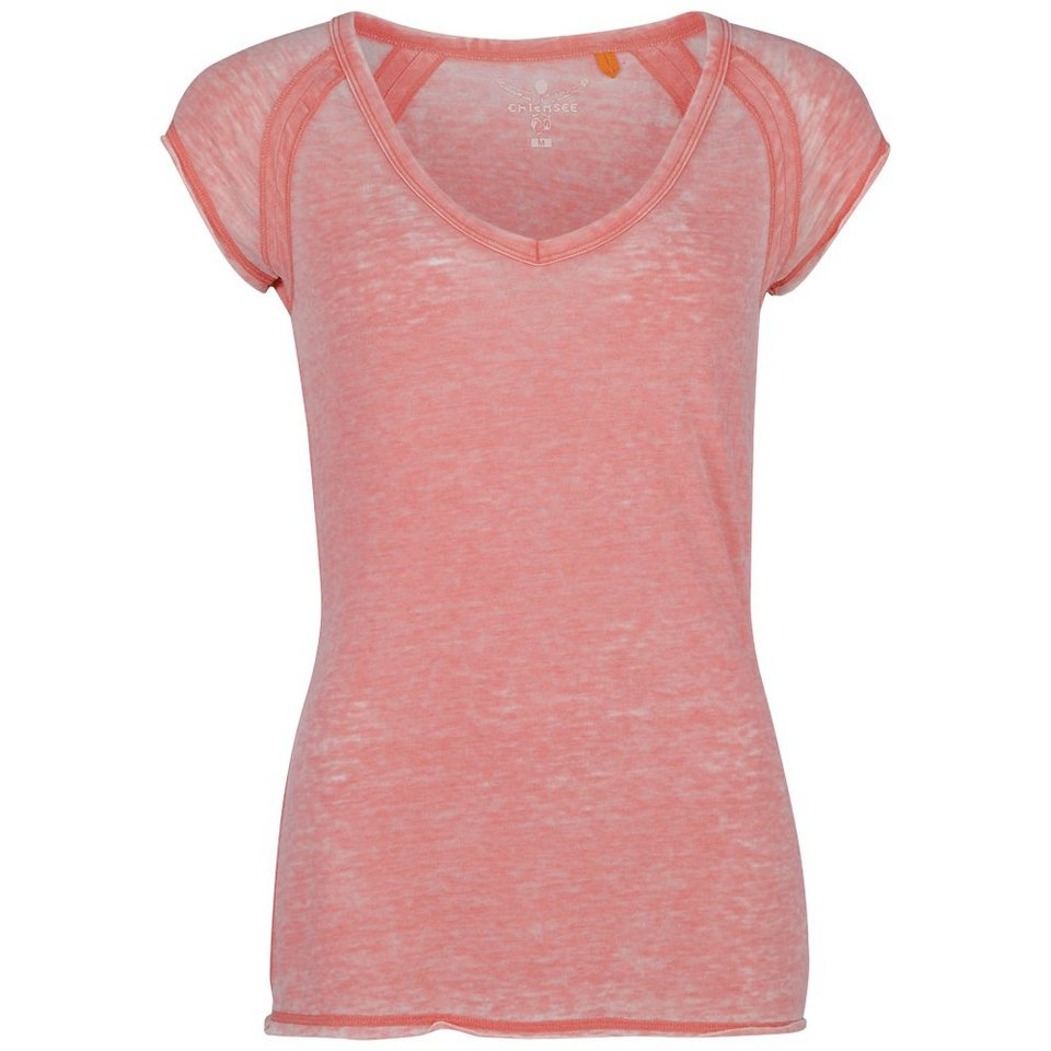 Chiemsee T-Shirt »LARENA« in paradise pink