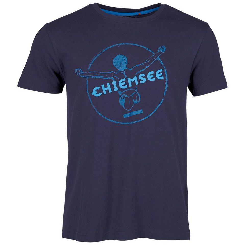 Chiemsee T-Shirt »EBERHARD 2« in peacoat