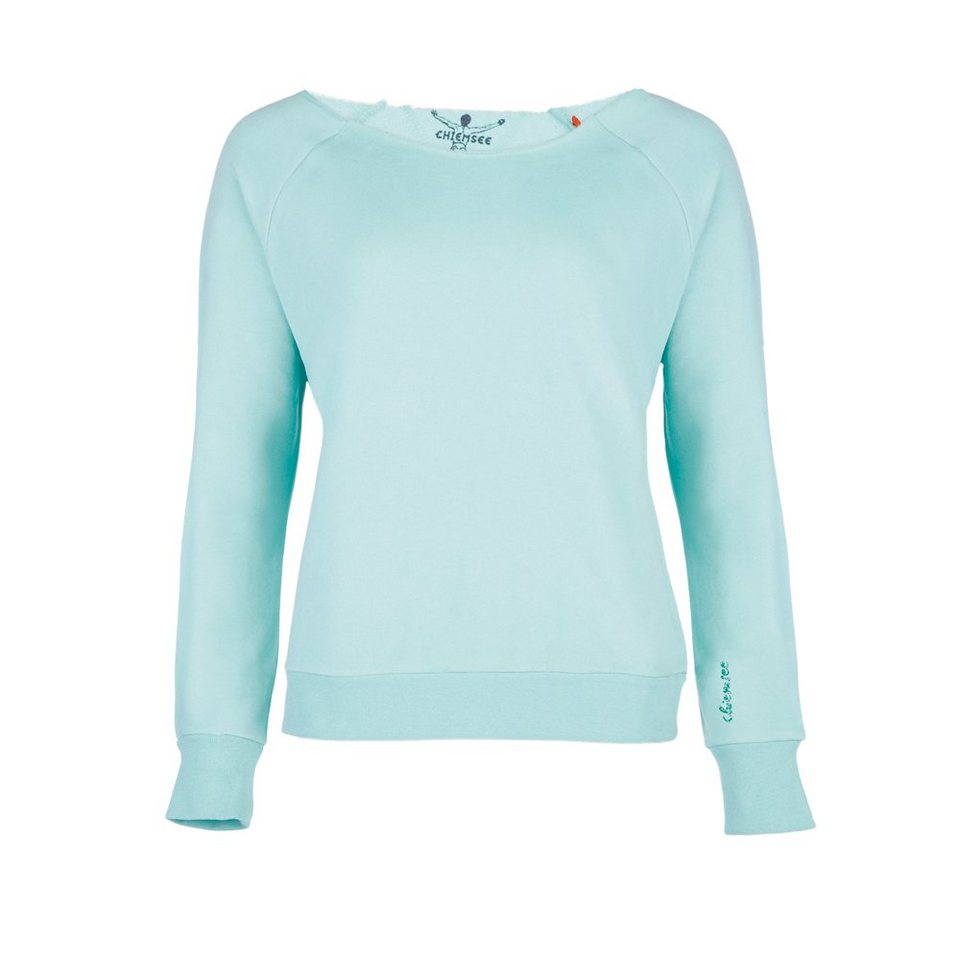 Chiemsee Sweatshirt »LARISSA« in cockatoo