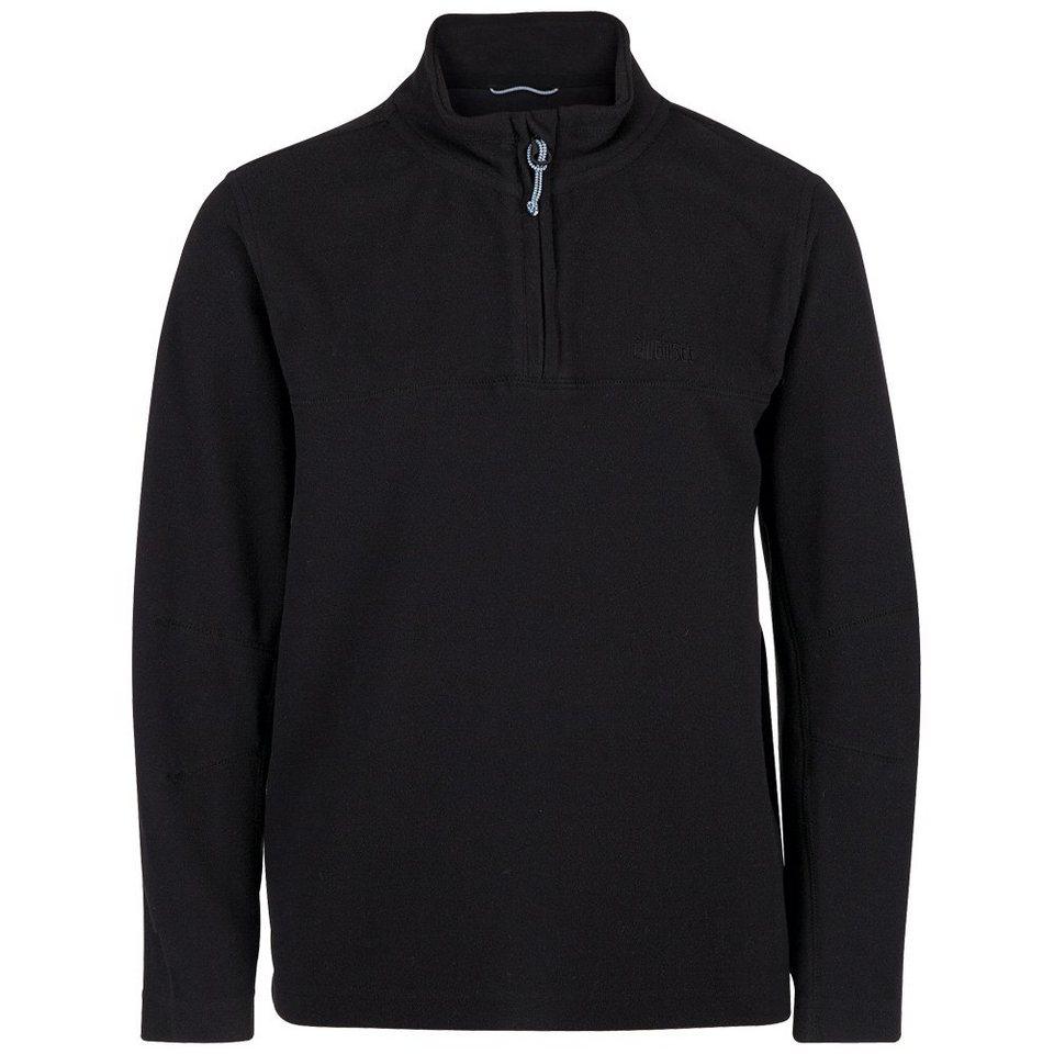 Chiemsee Fleecepullover »HAROON 2 JUNIOR« in black