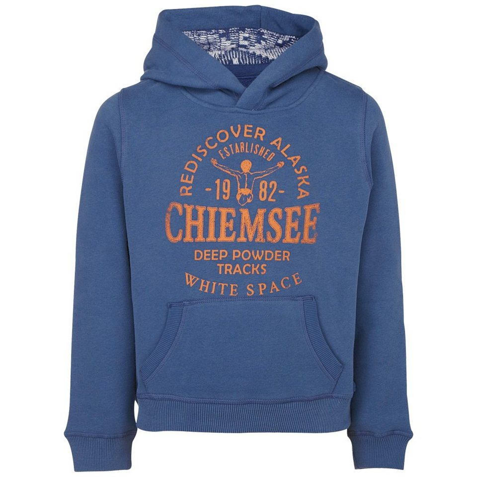 Chiemsee Jungen Sweatshirt »KWANDO JUNIOR« in vintage indigo