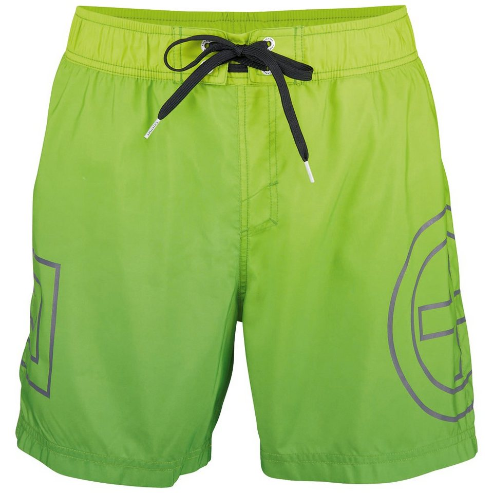 Chiemsee Boardshorts »LENJO« in lime punch