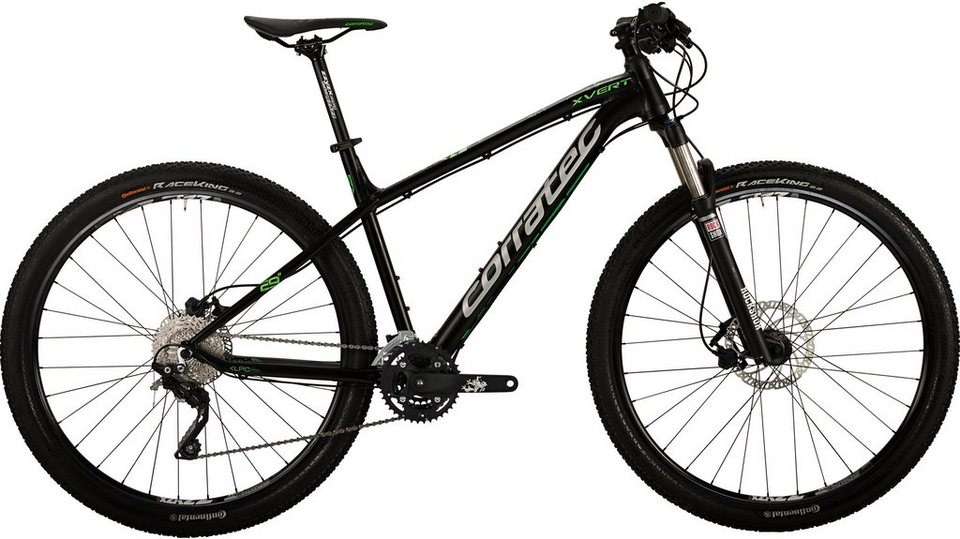 corratec hardtail mtb 29 zoll 30 gang shimano deore xt x vert 29er 0 4 online kaufen otto. Black Bedroom Furniture Sets. Home Design Ideas
