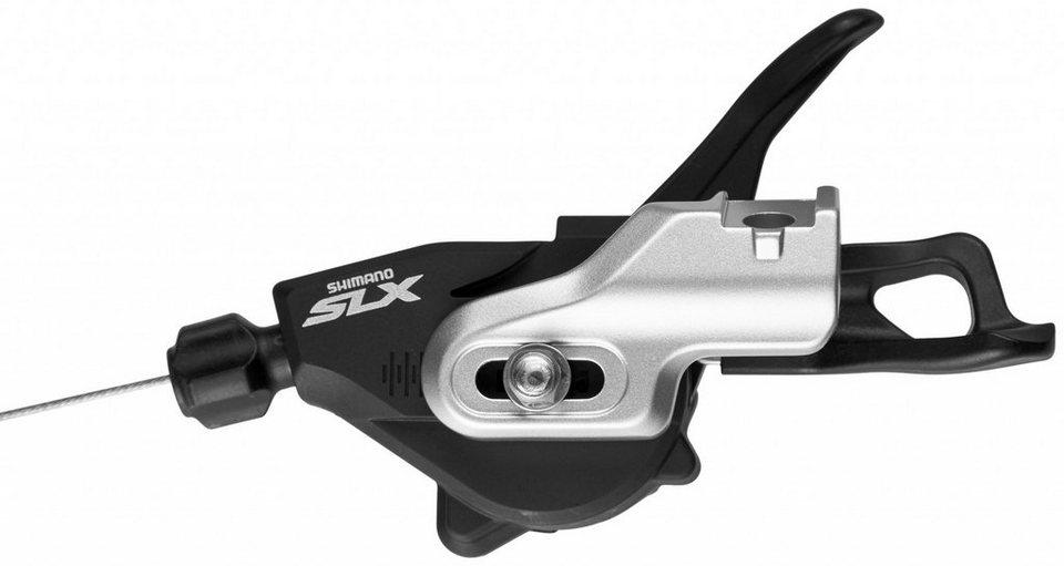 Shimano Schaltung »SLX SL-M670 Schalthebel links 2/3-fach«